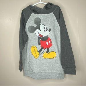 Disney Parks Mickey Mouse Hooded Sweatshirt